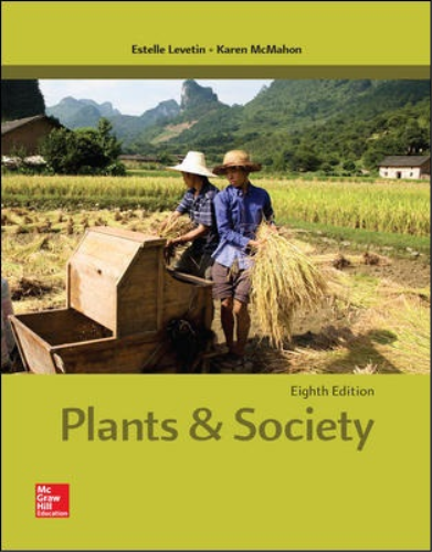 PLANTS+SOCIETY                          N/A 9781259880049 Front Cover