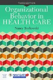 Organizational Behavior in Health Care:   2015 edition cover