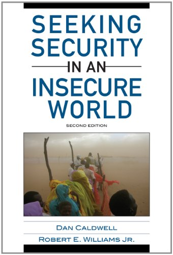 Seeking Security in an Insecure World  2nd 2012 edition cover