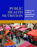 Public Health Nutrition   2015 9781449692049 Front Cover