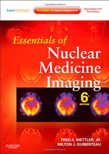 Essentials of Nuclear Medicine Imaging  6th 2012 edition cover