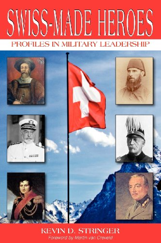 Swiss-Made Heroes   2012 9781555717049 Front Cover