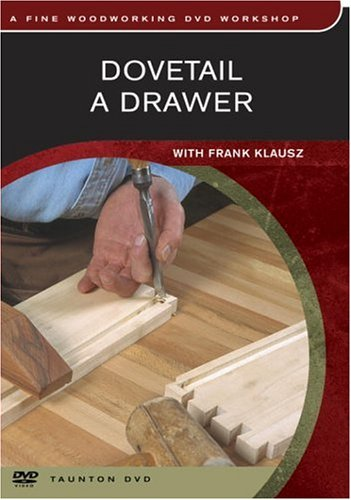 Dovetail a Drawer   2003 edition cover