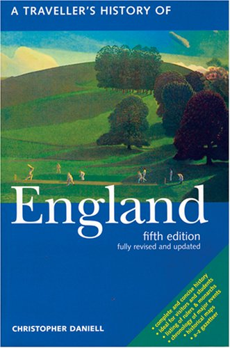 Traveller's History of England  5th 2006 edition cover