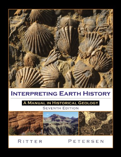 Interpreting Earth History A Manual in Historical Geology 7th 2011 edition cover
