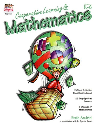 Cooperative Learning and Mathematics N/A 9781879097049 Front Cover