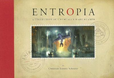 Entropia A Collection of Unusually Rare Stamps  2005 9781933492049 Front Cover