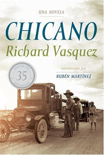 Chicano SPA Una Novela N/A 9780060821050 Front Cover