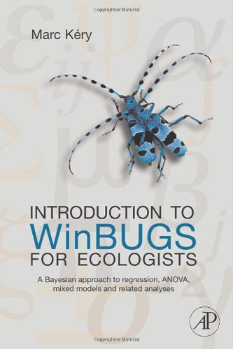 Introduction to WinBUGS for Ecologists Bayesian Approach to Regression, ANOVA, Mixed Models and Related Analyses  2010 edition cover