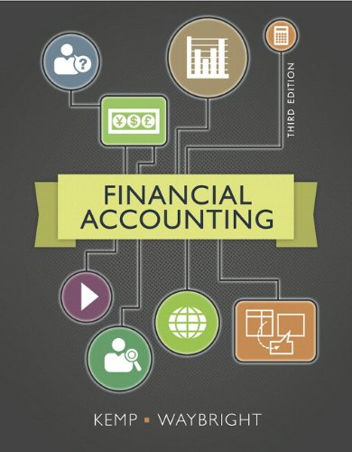 Financial Accounting Plus NEW MyAccountingLab with Pearson EText -- Access Card Package  3rd 2015 edition cover