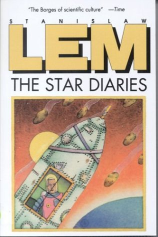 Star Diaries Further Reminiscences of Ijon Tichy  1985 edition cover