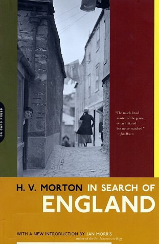 In Search of England   2002 edition cover