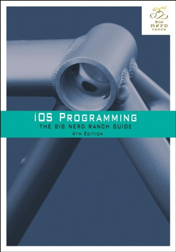 IOS Programming The Big Nerd Ranch Guide 4th 2014 edition cover
