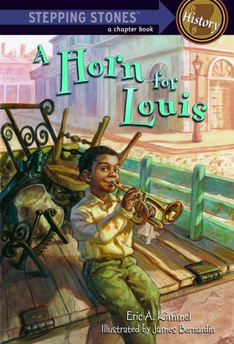 Horn for Louis  N/A edition cover