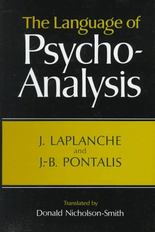 Language of Psychoanalysis  N/A edition cover