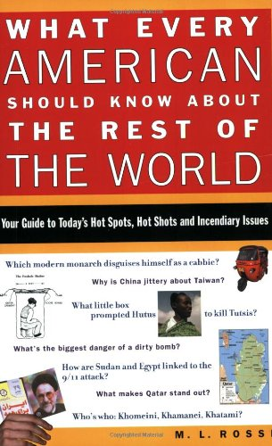 What Every American Should Know about the Rest of the World   2003 edition cover