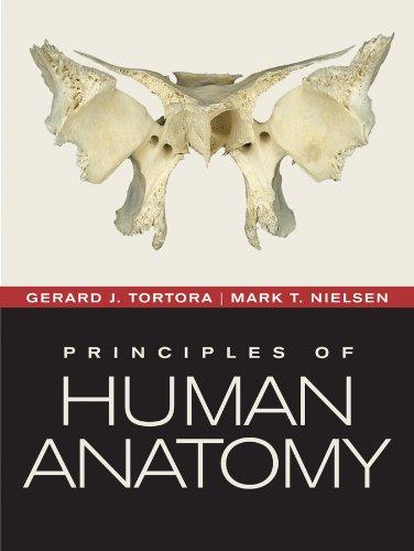 Principles of Human Anatomy  12th 2011 edition cover