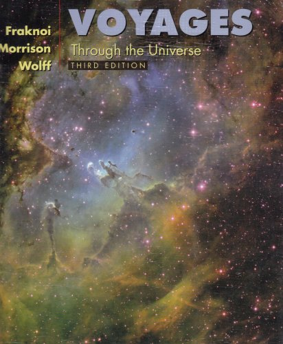 Voyages Through the Universe  3rd 2004 (Revised) 9780534409050 Front Cover