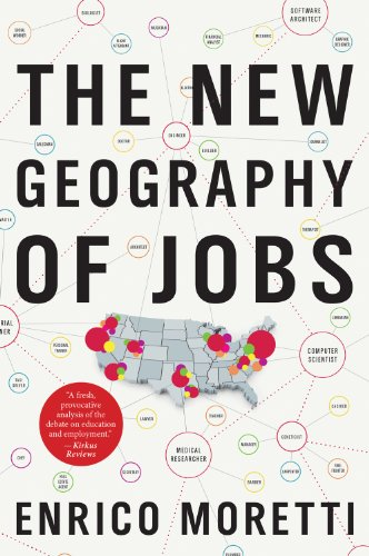 New Geography of Jobs   2013 edition cover
