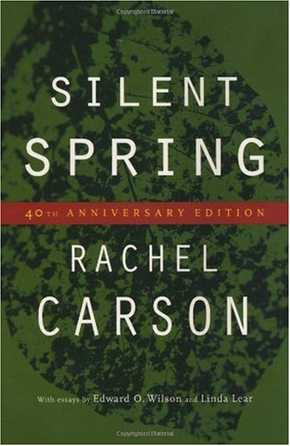 Silent Spring  40th 2002 (Teachers Edition, Instructors Manual, etc.) edition cover