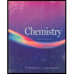 Chemistry Plus Student Solutions Manual Seventh Edition Plus Eduspace 7th 2007 9780618815050 Front Cover