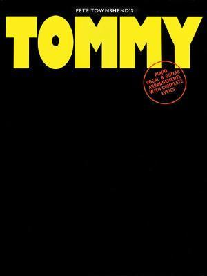 Pete Townshend's Tommy  N/A edition cover