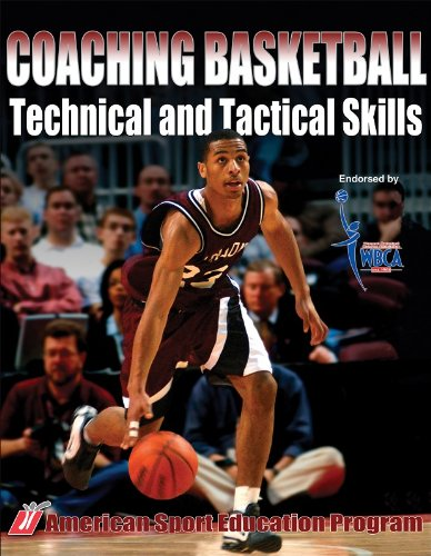 Coaching Basketball Technical and Tactical Skills   2007 edition cover