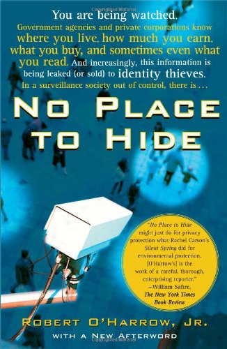 No Place to Hide   2006 edition cover