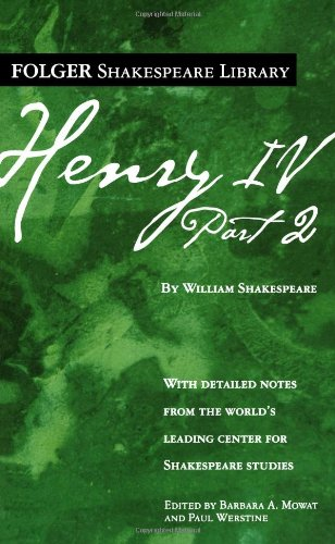 Henry IV, Part 2   2006 edition cover
