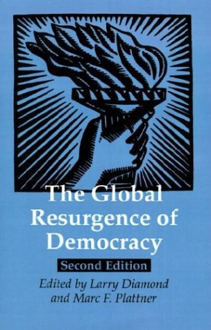 Global Resurgence of Democracy  2nd 1996 edition cover