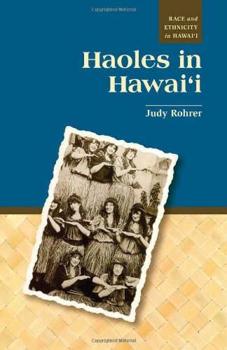 Haoles in Hawaii   2010 edition cover