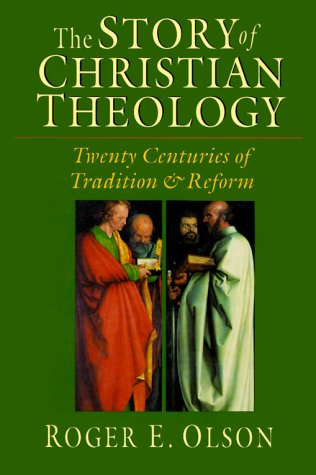 Story of Christian Theology Twenty Centuries of Tradition and Reform  1999 edition cover