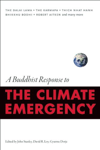 Buddhist Response to the Climate Emergency   2009 edition cover
