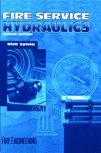 Fire Service Hydraulics  2nd 1970 edition cover