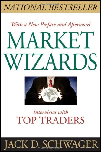 Market Wizards Interviews with Top Traders  2012 (Revised) edition cover