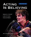 Acting Is Believing:   2014 9781285465050 Front Cover