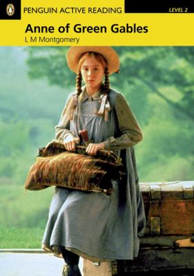 Penguin Active Reading 2: Anne of Green Gables Book and CD-ROM Pack   2007 9781405852050 Front Cover