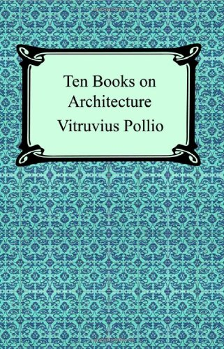 Ten Books on Architecture  N/A edition cover