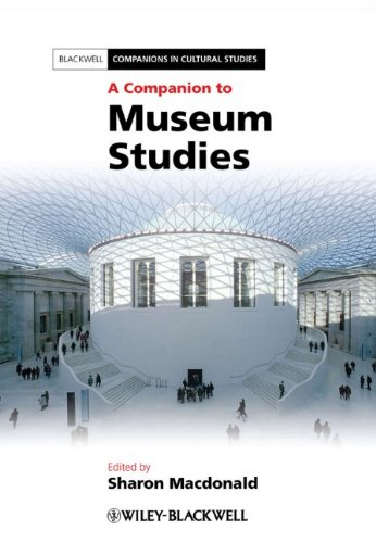 Companion to Museum Studies   2010 edition cover