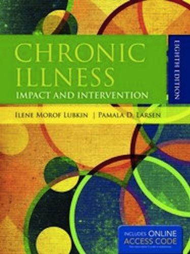 Chronic Illness Impact and Intervention 8th 2013 edition cover
