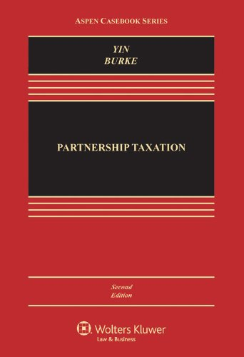 Partnership Taxation  2nd 2013 (Revised) edition cover
