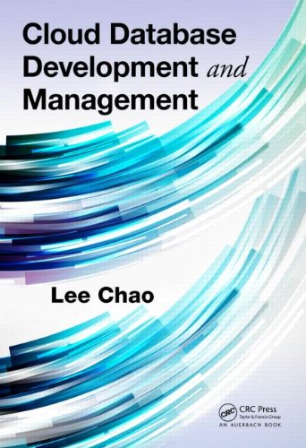 Cloud Database Development and Management   2013 edition cover
