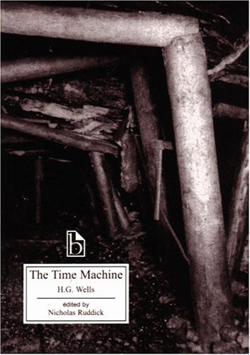 Time Machine   2001 edition cover
