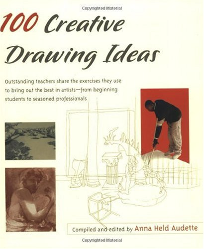100 Creative Drawing Ideas   2004 edition cover
