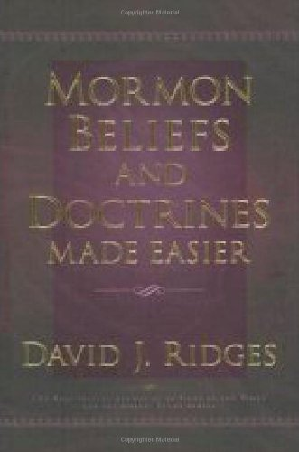 Mormon Beliefs and Doctrines Made Easier N/A 9781599551050 Front Cover