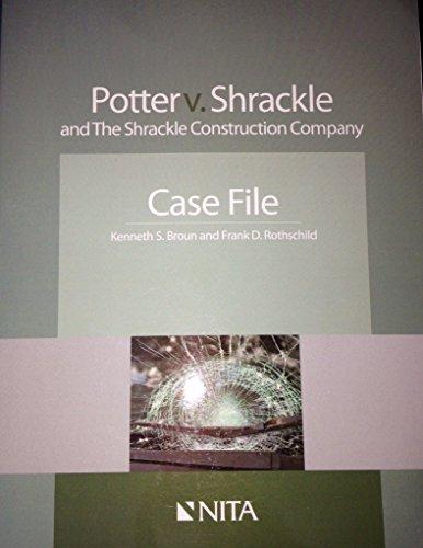POTTER V.SHRACKLE+SHRACKLE CON N/A edition cover