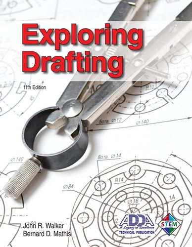 Exploring Drafting  11th 2012 edition cover