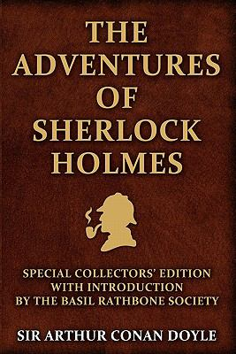 Adventures of Sherlock Holmes Special Collectors Edition N/A 9781936828050 Front Cover