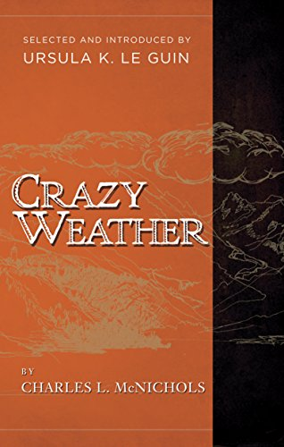 Crazy Weather  N/A 9781940436050 Front Cover