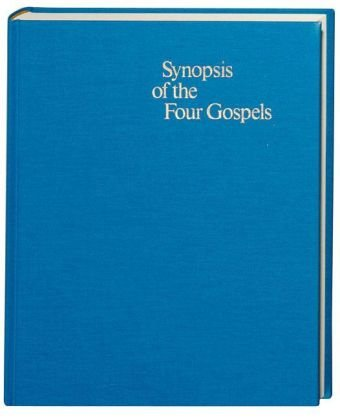 Synopsis of the Four Gospels  10th edition cover